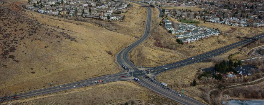 The tranportation study of of portions of C-470, U.S. Highway 6 and Colorado Highway 93 between Littleton and Boulder has been completed.