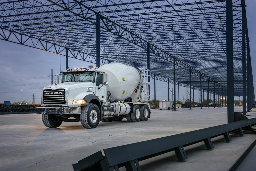 Mack Granite Model to be Available with Lytx Offer