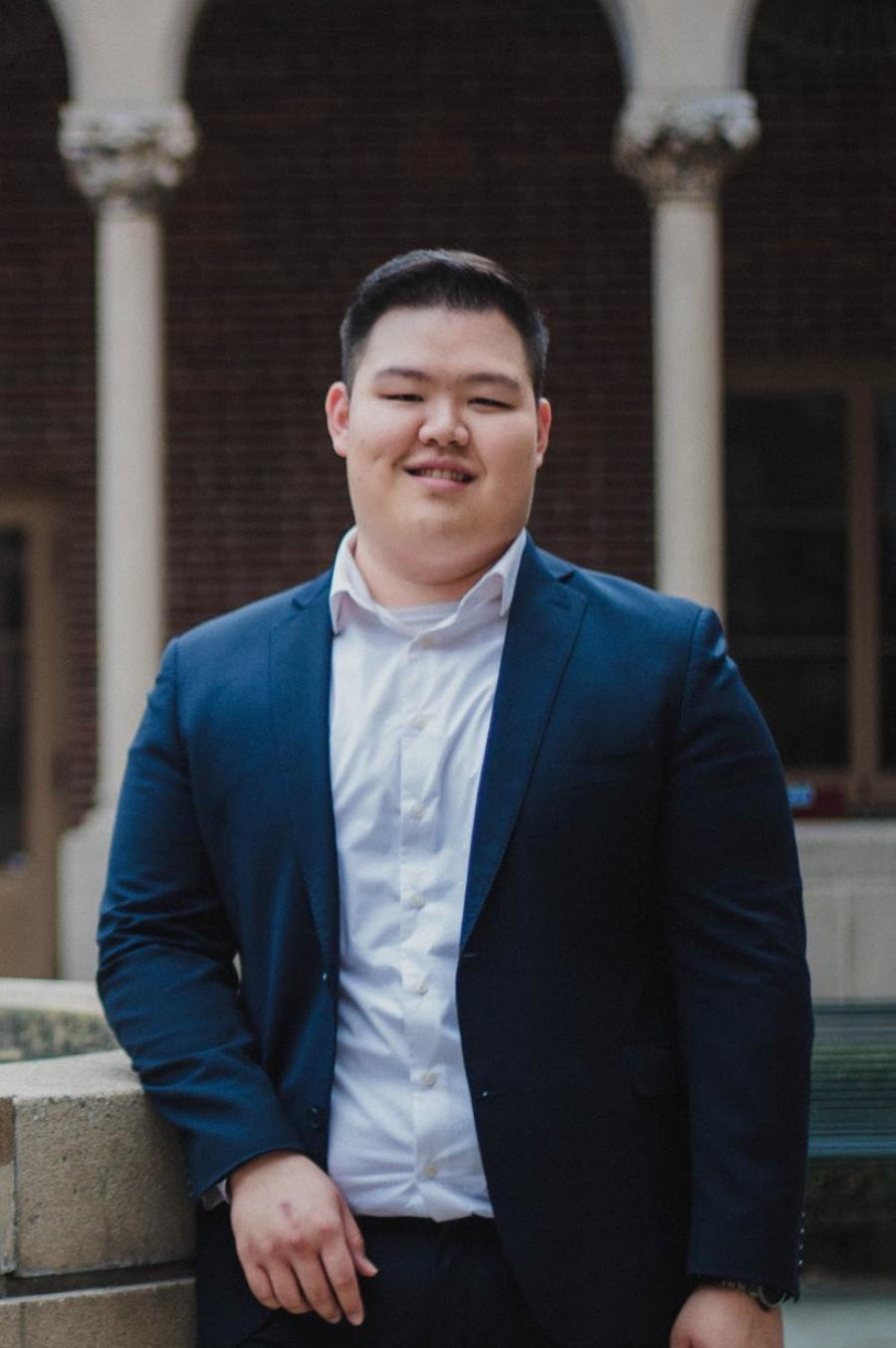 Lyndon Chang is pursuing a degree in public policy and administration from the University of Southern California.