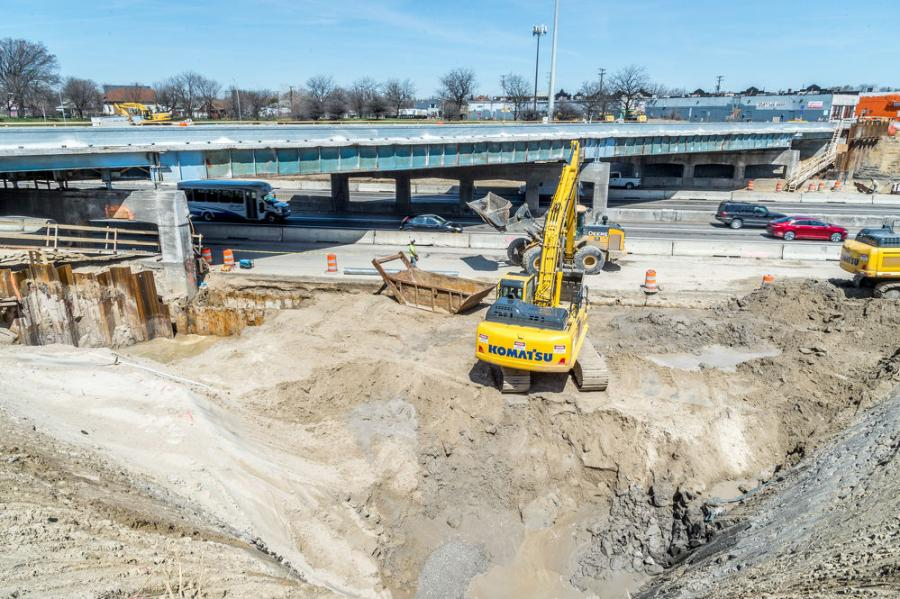 MDOT $1B Modernization Work Under Way | Construction