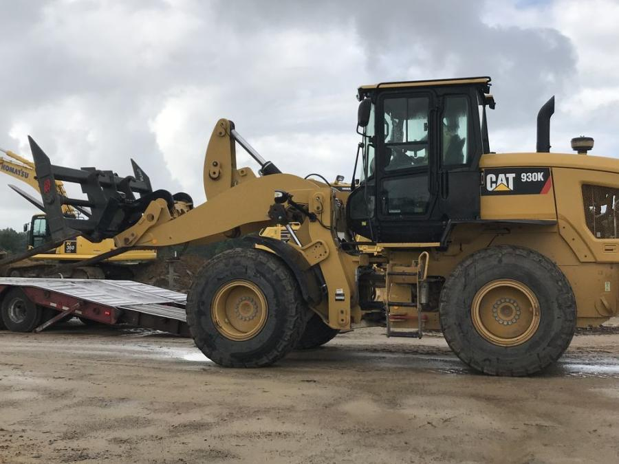 Caterpillar Inc  Acquires Blount's Forestry Division   Construction