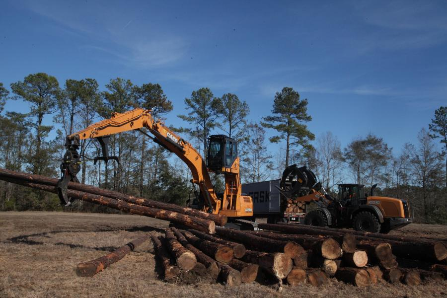 With cut timber coming in faster and faster, IFR is challenged with keeping the operation going in order to maximize its profit.