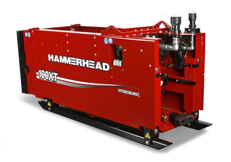 HammerHead Trenchless HydroBurst 100XT