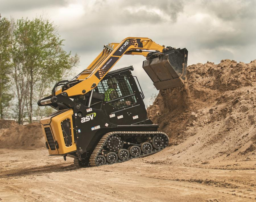 ASV Holdings Inc. has added Tangent, Ore.-based Linn Benton Tractor to its dealer network. The dealer will carry the company's full line of skid steers and Posi-Track compact track loaders.