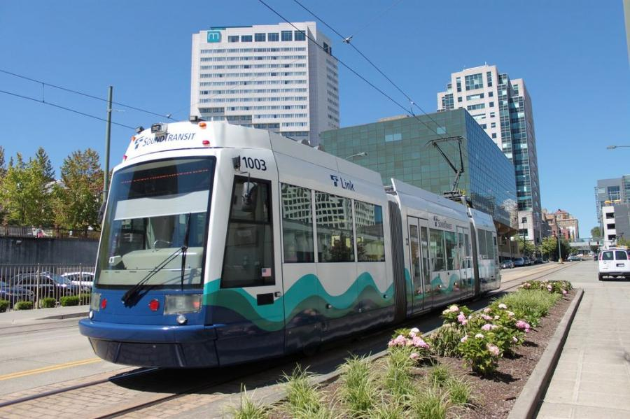 USDOT Announces $75M Grant for Light Rail Project in Tacoma