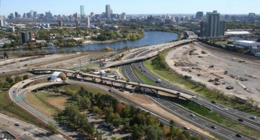 The Allston I-90 Intermodal Project