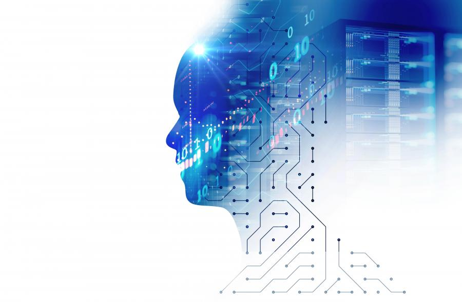 An AI system can enable such services as predictive maintenance, which multiples the value of the Internet of Things (IoT).