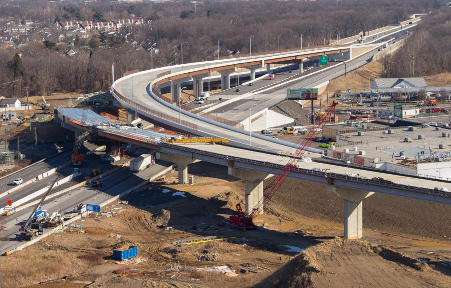 The $425 million Pennsylvania Turnpike/I-95 Interchange is on the cusp of completion.