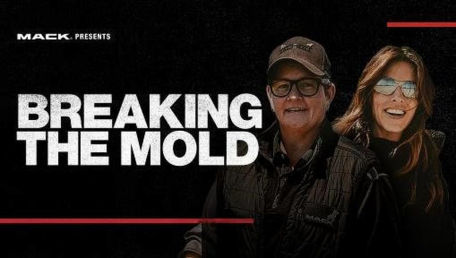 """Breaking the Mold,"" the fourth episode of its RoadLife docu-series, shares the stories of two women blazing trails in the trucking industry, where women make up just 12 percent of the workforce."