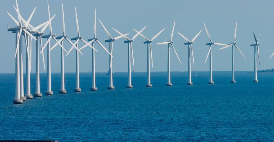 Dominion Energy Virginia and Denmark-based energy company Ørsted took significant steps forward today in the development of Virginia's first offshore wind facility.