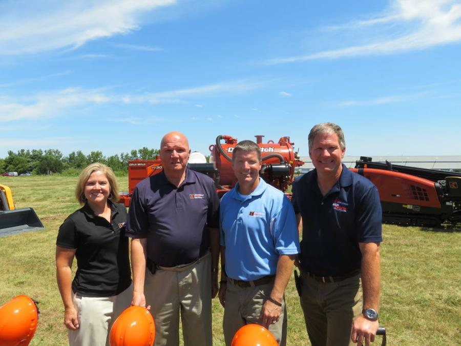 Harbaughfamilyconstruction Responsive: Ditch Witch, Schramm Break Ground On New Facility