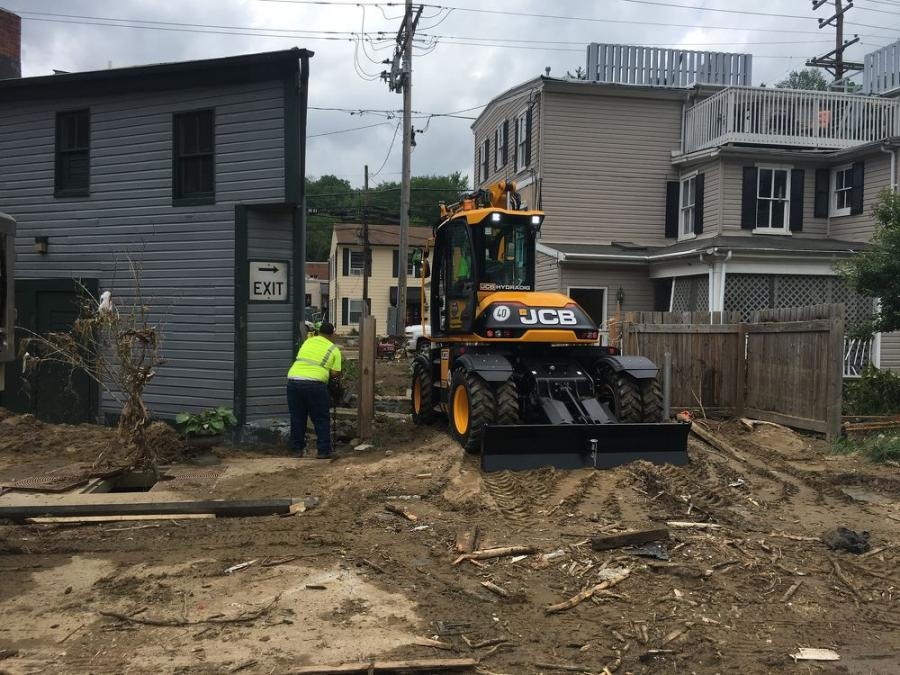 In late May 2018, the historic mill town of Old Ellicott City, Md., experienced its second devastating 1,000-year flood in just two years.