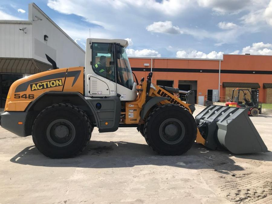 Action Equipment has opened a statewide division to service Liebherr throughout Florida from its nine locations.