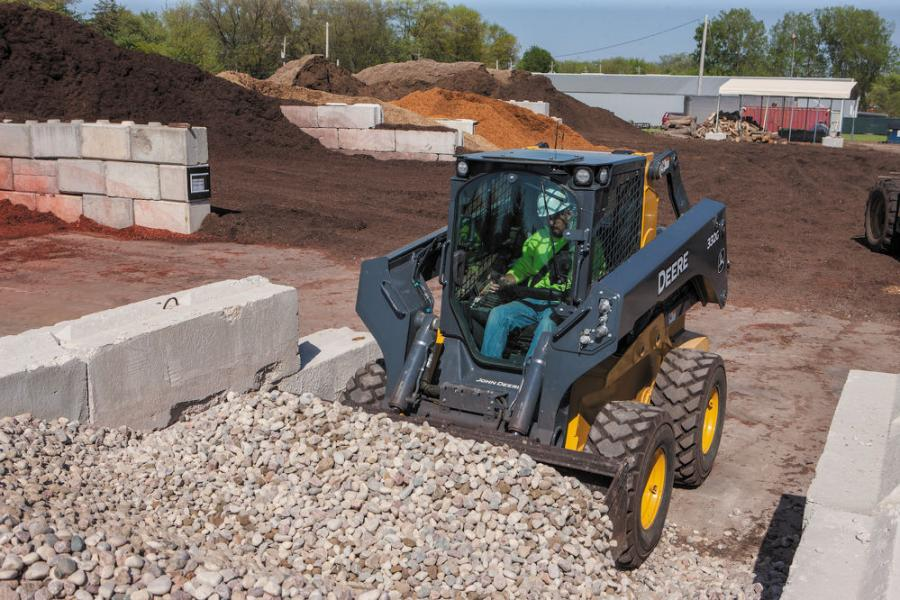 The return to dig (RTD) feature allows the operator to automatically and easily reset the bucket or attachment into a ready-to-work position.