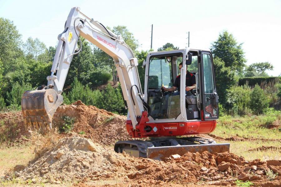 Takeuchi is an ISO 9001 certified manufacturer of an extensive line of compact track loaders, compact excavators, compact wheel loaders and skid steer loaders.