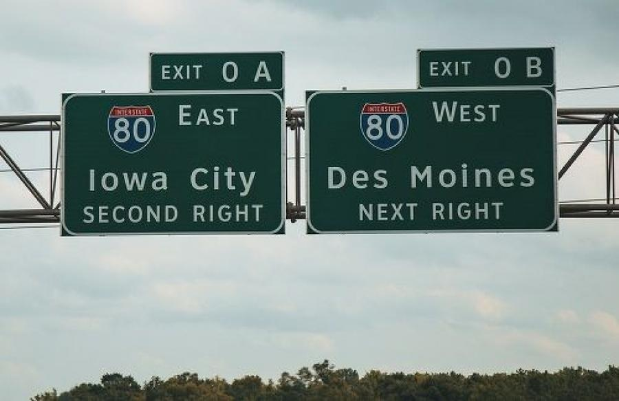 The Iowa Transportation Commission approved a five-year, $3.4 billion transportation improvement plan.