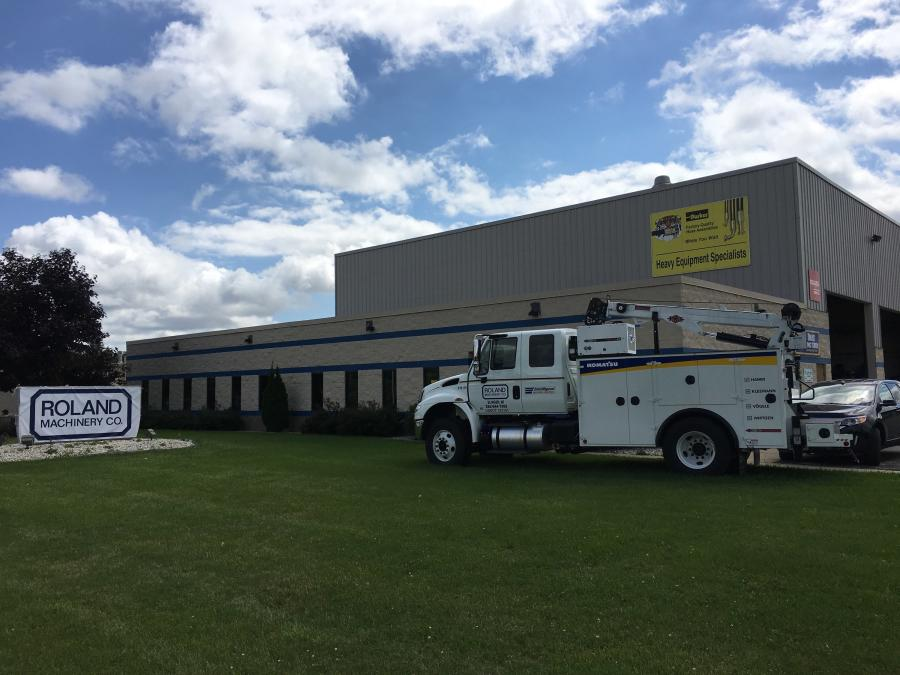 """We are excited to welcome Lance Feucht, owner of Heavy Equipment Specialists and his team of master technicians to the Roland Machinery Family,"" said Matt Roland, president of Roland Machinery."