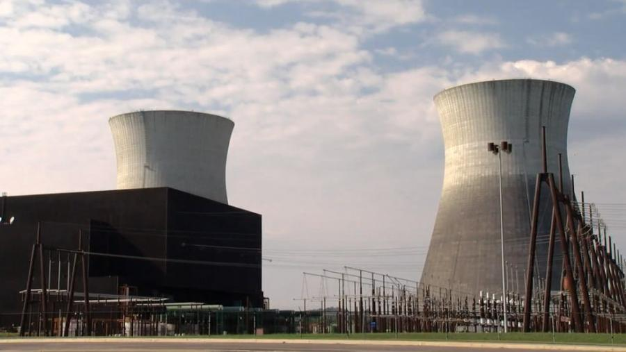 Nuclear Development LLC was the top bidder when the Tennessee Valley Authority auctioned the Bellefonte Nuclear Plant in 2016.