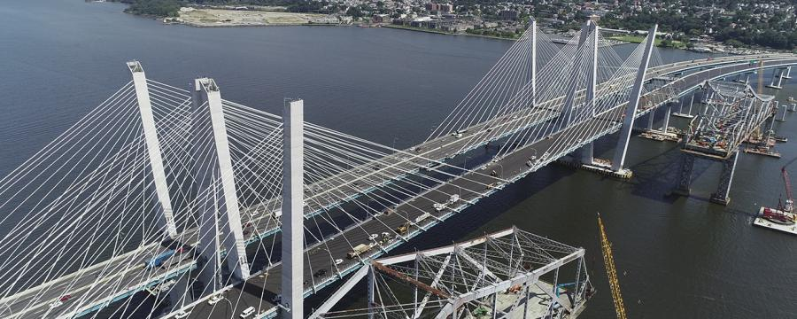 New York Gov. Andrew Cuomo announced that the latest portion of the $3.9 billion Governor Mario M. Cuomo Bridge will open on Saturday, Sept. 8, ABC 7 reported.