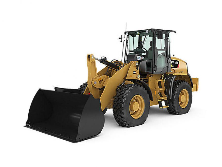 The Caterpillar 918M compact wheel loader now comes with a range of new options.