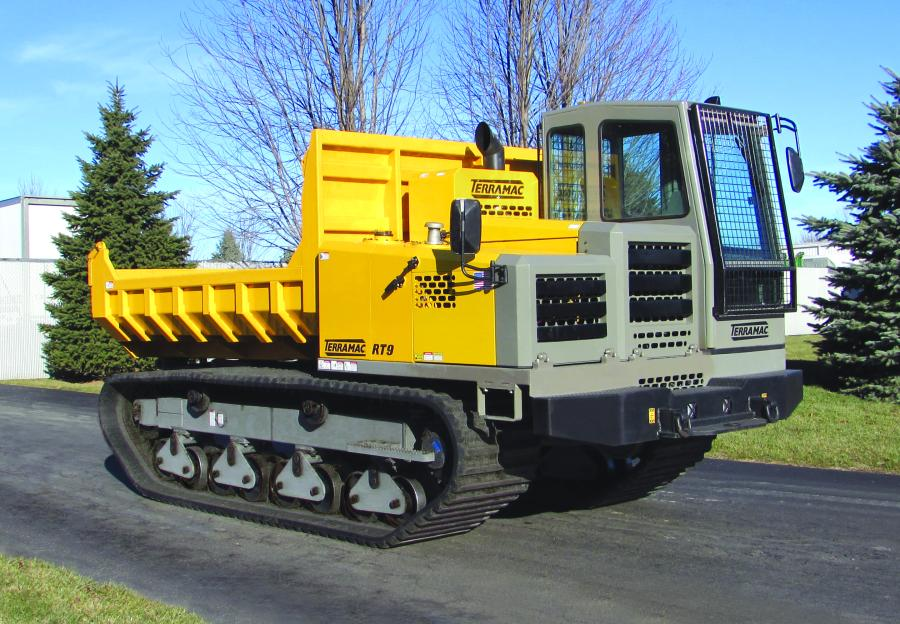 Along with Terramac's standard RT6, RT9, RT14 and RT14R carriers, the Kirby-Smith branches offer industry-specific attachment rentals such as tac welders, hydroseeders and personnel carriers for extreme versatility.