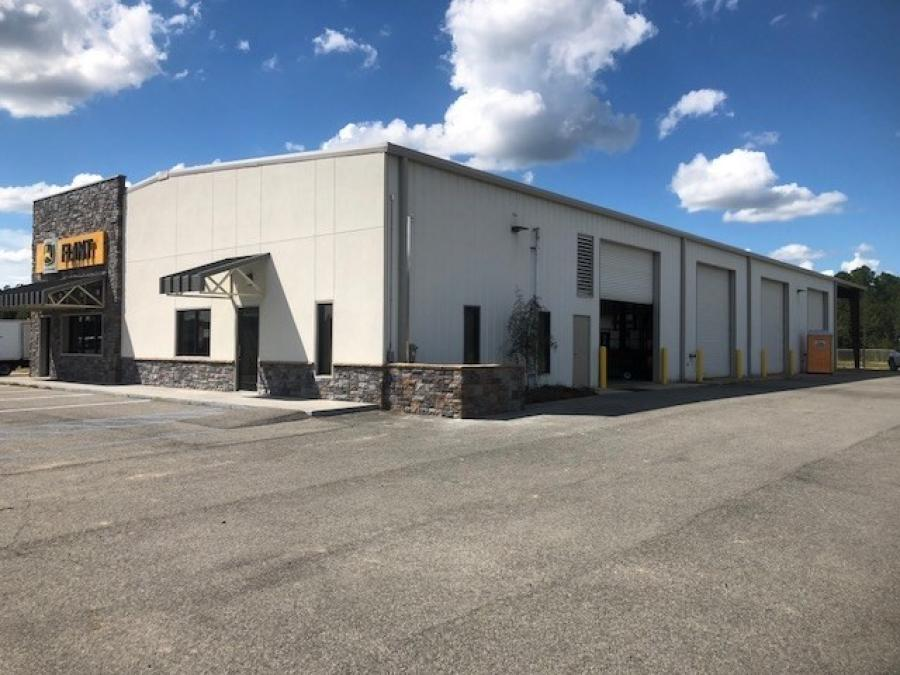 Flint Construction & Forestry Division Opens Facility in Valdosta