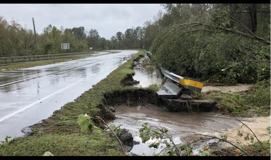 he North Carolina DOT reported on Sept. 20 that a total of 763 roads are closed in the wake of Hurricane Florence.
