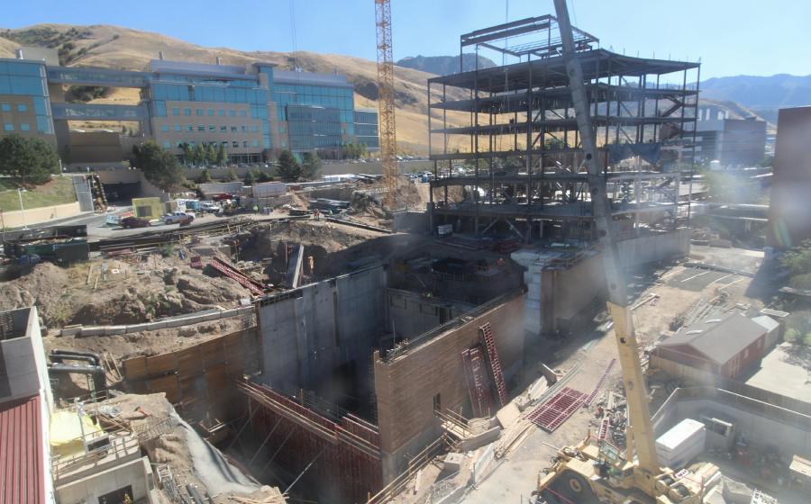 Campus Undergoing Transformation at University of Utah