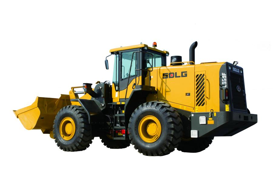 The L959F is now available and is backed by a 12-month, 2,000-hour warranty. SDLG's entire dealer network in the region will offer the wheel loader.