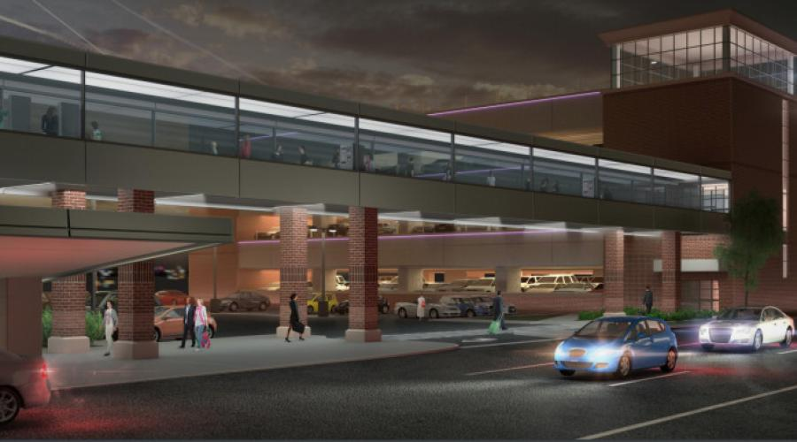 Of the total funding, $42 million will pay for a new, expanded parking garage as well as interior amenities such as new flooring and lighting and better internet service.
