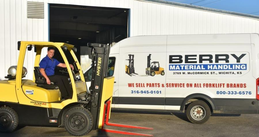 Berry and Sellers have more than 60 years' experience each in sales, rental and service of cnstruction machines.