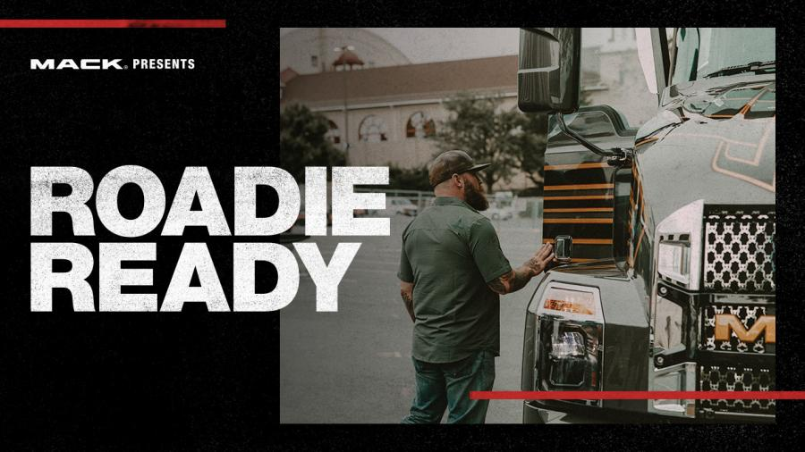 """Mack Trucks recently released the seventh episode of its RoadLife series, """"Roadie Ready."""" Available on roadlife.tvand Amazon Prime Video, """"Roadie Ready"""" follows Zac Brown's ZB Customs as they fully customize a Mack Anthem model to transport the band's merchandise on Zac Brown Band's 26-city """"Down the Rabbit Hole Live"""" tour."""