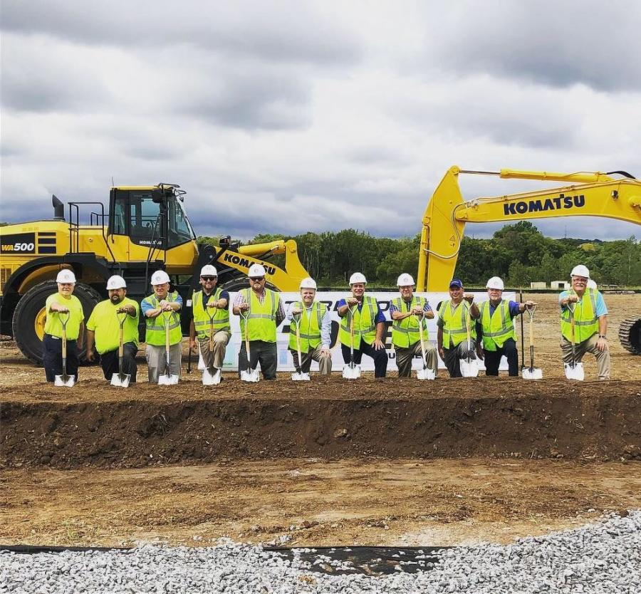 Power Equipment Company officials say the new 58,000-sq-ft. facility is a necessary step toward serving the growing Nashville market.