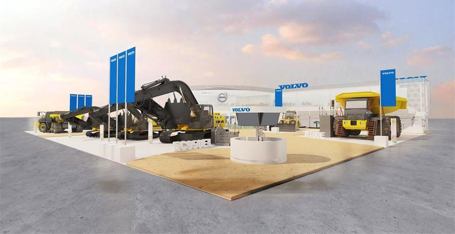 Through its exhibition, Volvo CE will highlight its commitment to driving technological innovation and bolstering industry quality in the new era of intelligence.