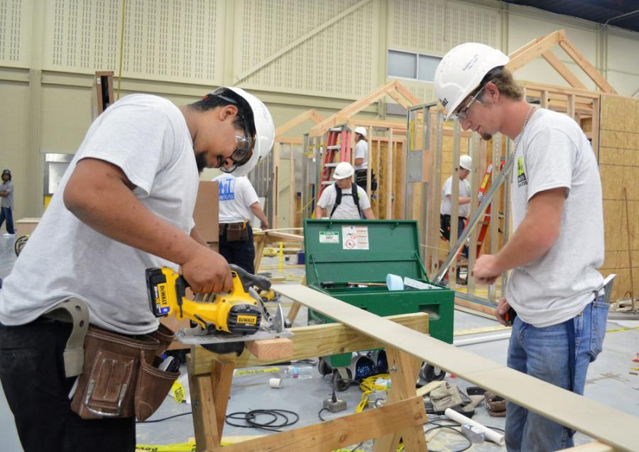 Oklahoma's CareerTech System plays an integral role in training and education to prepare a construction trades workforce, including programs in the CareerTech Skills Centers and 58 technology center campuses statewide.