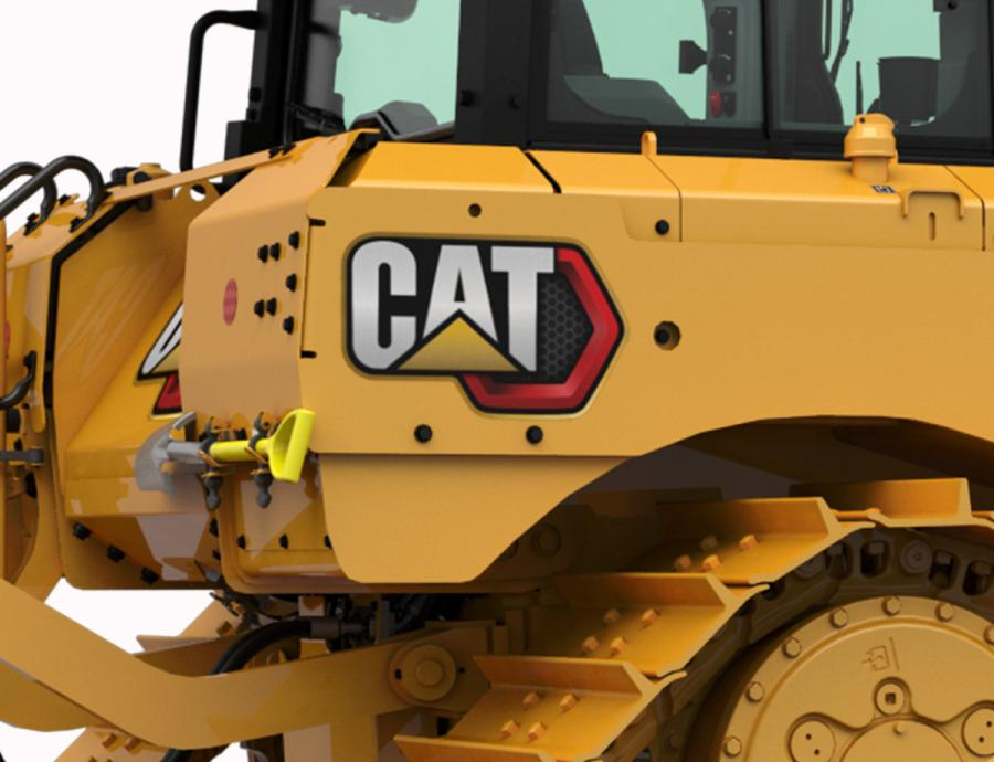 In addition to machines, gen sets and engines, the new trade dress will be used on Cat parts packaging and various licensed products such as toys and scale models.