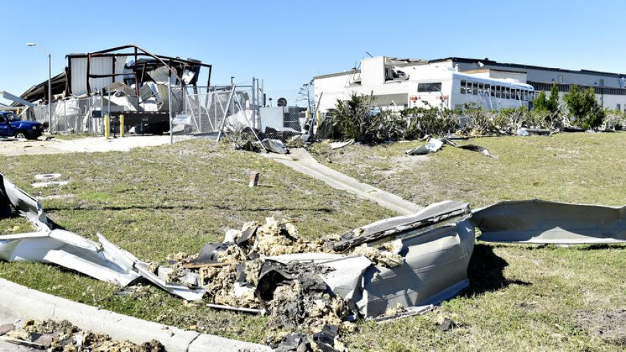 Since 2001, structures statewide must be built to withstand winds of 111 mph and up; the Miami area is considered a