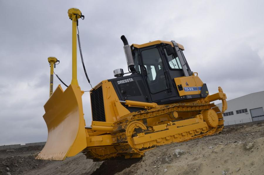 New Designs Enhance Reliability of Loaders, Dozers