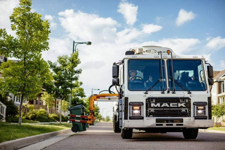 Mack Trucks refuse customers who want to help improve the safety of their drivers and others on the road can now order the Lytx DriveCam and Lytx Video Services pre-wire option. Mack made the announcement during the Canadian Waste and Recycling Expo Oct. 24 to 25 at the Enercare Centre in Toronto.