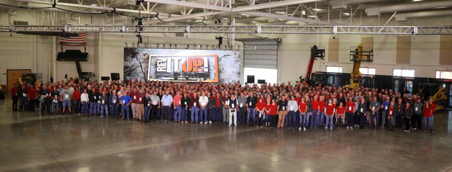 Manitou North America Unveils New Products at Annual Dealer