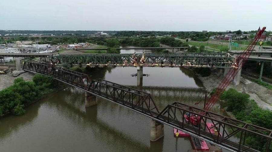 American Bridges is fulfilling a 