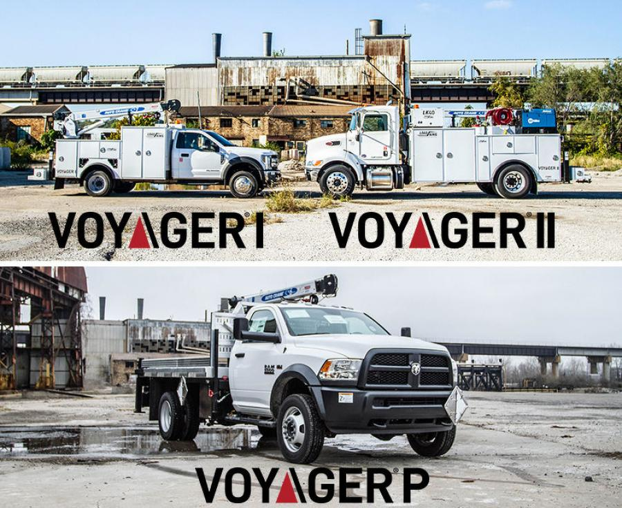 Within the new Voyager Series, Load King will offer three primary models: The Voyager I mechanics body, an Under-CDL model, the Voyager II mechanics body, and the Voyager P propane service body, built specifically for propane marketers.