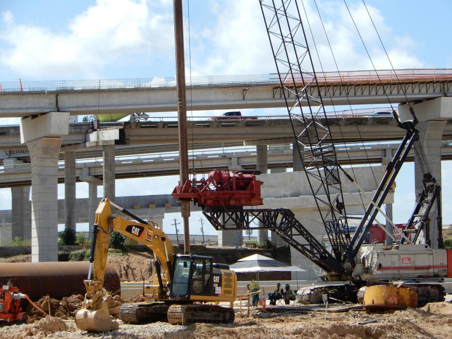 The project, referred to as Drive288, includes new direct-connect ramps at the SH 288 and Beltway Interchange. Crews will construct 54 bridges and ramps.