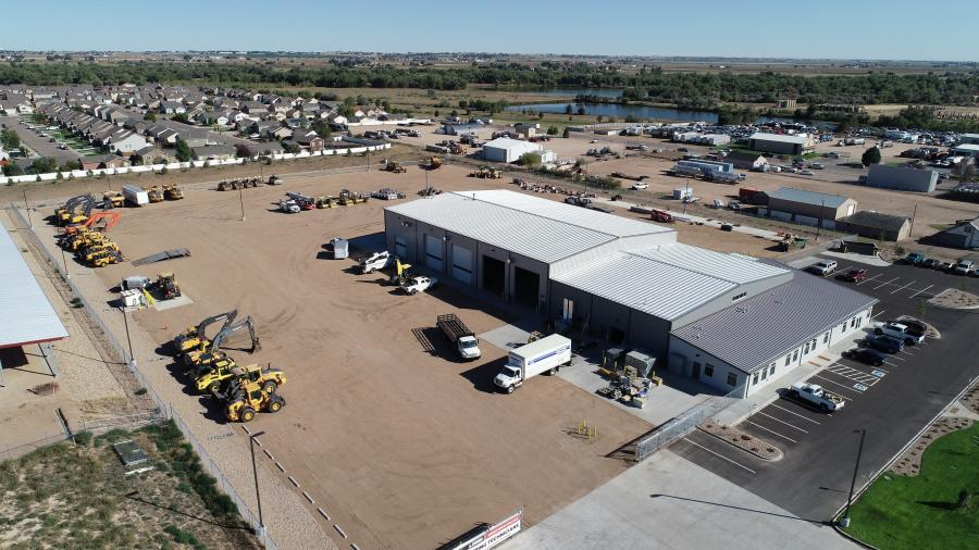 The new 26,000 sq. ft. facility, located at 2836 1st Ave., sits on seven acres at the intersection of U.S. Highway 34 and U.S. Highway 85 in southeastern Greeley.