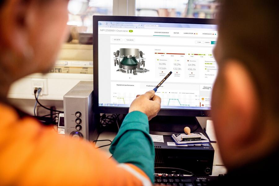 Metso Metrics, with the combination of advanced technology and expertise, will bring Metso's services closer to customers by improving collaboration, asset reliability and optimization.
