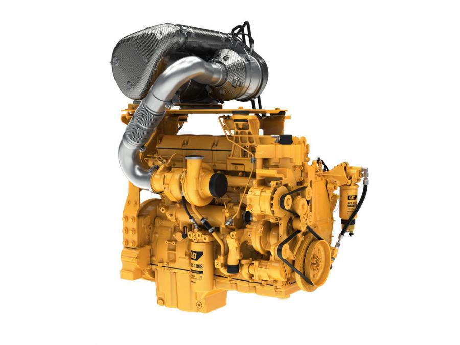 The 12.5-liter engine features a patented non-EGR aftertreatment system to meet EU Stage V and U.S. EPA Tier 4 Final emission standards and is available in multiple power ratings from 340 kW to 430 kW with peak torque reaching 2634 Nm.