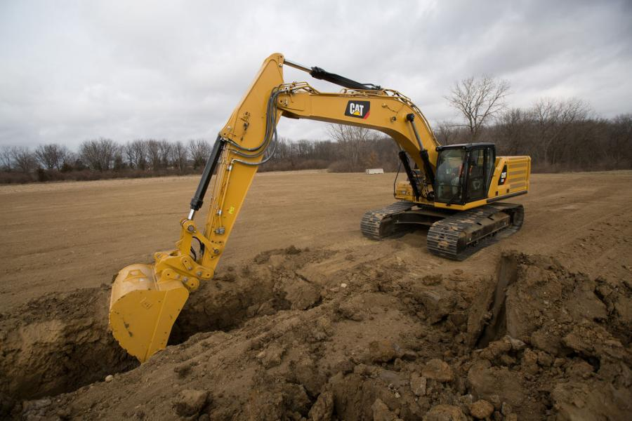 By design, Cat Next Generation excavators consume less fuel than the models they are replacing — up to 15 percent less fuel for the 336.