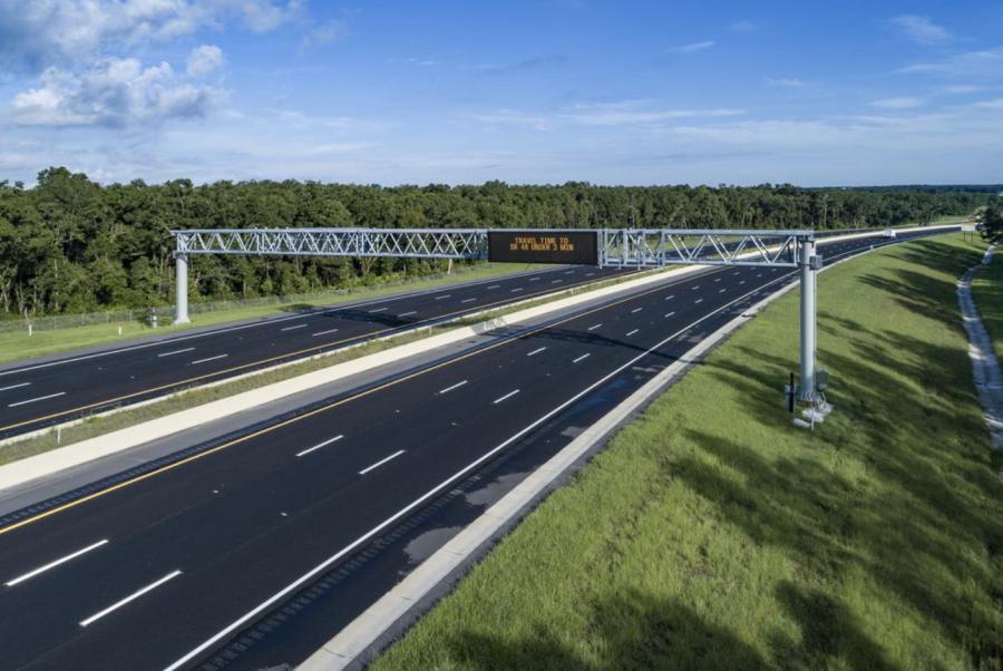 Lane Construction Wins Florida Parkway Contract Construction