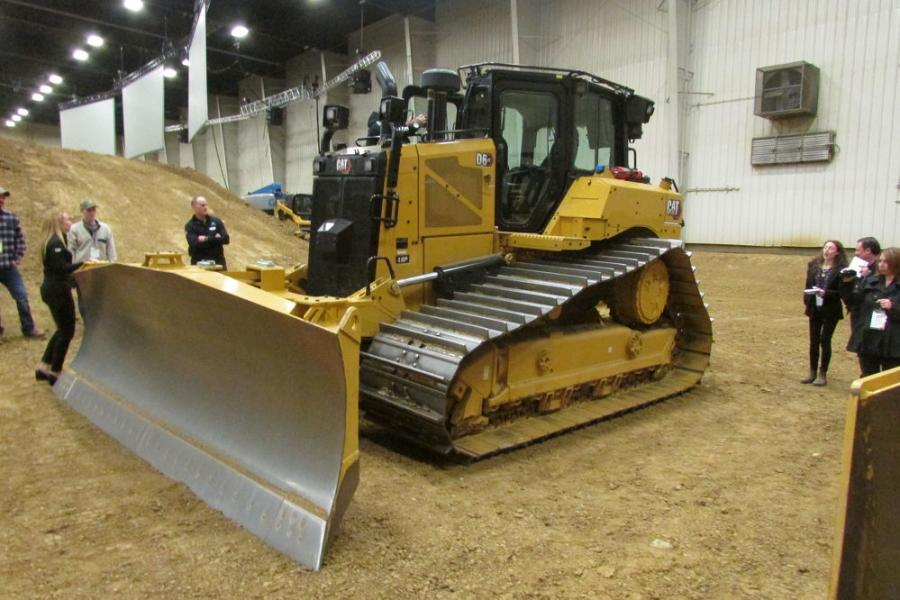 Cat Unveils Wide Array of New Products at Press Event | Construction