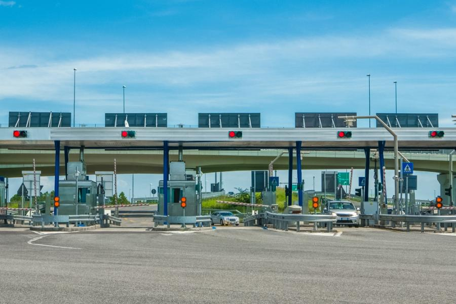 Reed & Reed was awarded the York Toll Plaza Replacement project.